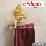 Couleur dorée de style salle de bains de luxe accessoires (8039)