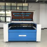 CO2 Laser Cutting machine voor hout Rubber Acryl Leather Fabric