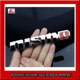 Emblema de alta Qualitycustomized Carro crachás com certificação ISO/TS16949