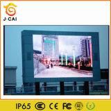 O mais novo e quente de venda P10 DIP346 Outdoor Full Color LED Display 1/4 Scan