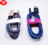 câble de données USB en cuir