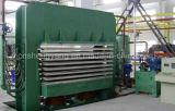 Furnierholz-heiße Presse-Maschine, zum von hölzernem Bosrds zu bilden