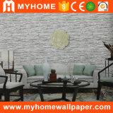 Бумага кирпичной стены декора 3D дома обоев украшения