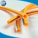 Freddo - tubo flessibile Braided resistito a dello spruzzo del PVC di Reiforced