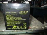 12V 4.5ah Ad4.5-12 VRLA verzegelde van het Lood de Zure Vrije UPS Batterij van het Onderhoud