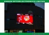 Diodo emissor de luz P8 impermeável ao ar livre que anuncia o quadro de avisos