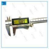 Los instrumentos de medición de agua IP67 Prueba de polvo de agua de la pantalla de gran calibre digital