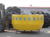 Boyas marinas de la espuma de la capa de la PU con alto rendimiento