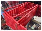 Osha Standaard Hete Verkoop een Frame van de Steiger van het Systeem van de Steiger dat voor Bouw aan de V.S. wordt gebruikt