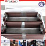 Tubo del acero inoxidable del marco de la fabricación de metal del fabricante