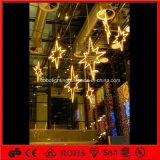 Свет украшения праздника торгового центра СИД светлый, цветастый вися свет украшения