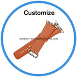 Banda de couro personalizada