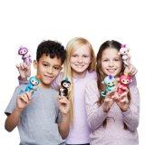 Подарок рождества обезьяны перста любимчика 2017 цветастых Fingerlings электронный для детей