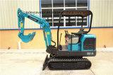 Máquinas escavadoras pequenas da esteira rolante para a venda