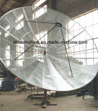 폴란드 또는 극지 마운트 12 피트 3.7m 120/150/180/210/240/300의 C 악대 인공위성 알루미늄 메시 접시 옥외 비유적인 안테나 (BT-P80M12)
