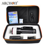 Archon Wg156W 100m Waterproof Diving Torch 또는 Photo/Video Lights 10, 000lm LED Diving Flashlight