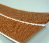 Reutilizáveis de nylon suave fita de fixação do gancho de injecção ultrafinos