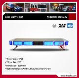 Barra de luz de advertência de emergência LED de corpo de alumínio (TBD4222)