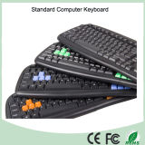 Unterhaltungselektronik-normale verdrahtete Computer-Tastatur (KB-1988)