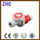 Industrielle Strom-Schalter-Extensions-Anschluss-Stecker-Einfaßung