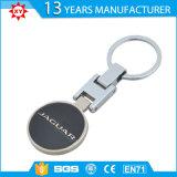 금속 Foldable 쇼핑 카트 트롤리 동전 Keychain 열쇠 고리