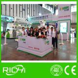 5t/H China Marken-Lebendmasse-hölzerner Sägemehl-Tabletten-Produktionszweig