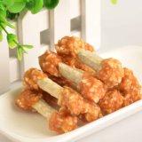 دجاجة & جلد بقر عصا جافّ [دوغ فوود] ومحبوب وجبة خفيفة صاحب مصنع