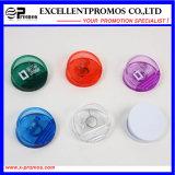 Matériau ABS promotionnel colorés aimant en plastique Clips (EP-C9074)