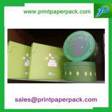 2016 Custom Printed Hat Round Cardboard Paper Flower Gift Box