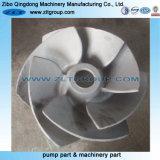 無くなったワックスの鋳造または精密鋳造のための鉱山機械ポンプ部品