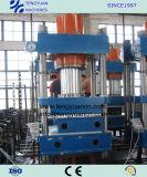 Máquina de vulcanização da Placa de alta qualidade
