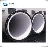 HDPE 배수장치 강철 밴드 강화된 나선형 물결 모양 관