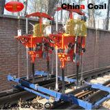 Machine de damage ferroviaire hydraulique, bourreur de Railrode