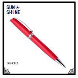 Le plus défunt crayon lecteur de bille peut crayon lecteur estampé par logo en métal