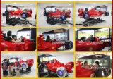 Машина игры имитатора игр имитатора автомобильной гонки машины F1 аркады игры энергетической системы 6dof видео-
