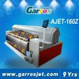 1,6 M Double 4 Couleur Japon industriel un rouleau à tête d'impression numérique en soie/coton/nylon Tissu Machine d'impression textile