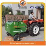 販売のための小さいコンパクトATVの小型円形の干し草の出版物の梱包機