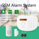 Система охранной сигнализации GSM. Английский+Германия/французский/испанский/русском языке