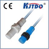 Resistente à corrosão PNP NPN M12 capacitivo Sensor de proximidade com melhor preço