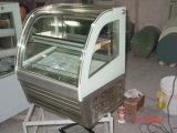 Comptoir réfrigéré Displayer de gâteau et snack
