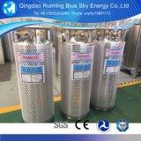 vertikaler flüssiger Stickstoff175l/195l dewar-kälteerzeugendes Becken
