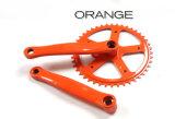 Bicicletta Chainwheel e manovella con il foro rotondo di Pin di Coter