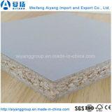 Placa de partícula favorável ao meio ambiente da melamina para a mobília interna