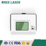 Machine de découpage diplôméee par UL de gravure de laser de FDA de la CE mini dans le laser d'Oree