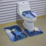 Ванная комната туалет естественный ландшафт Печать пользовательских Anti-Skid коврики
