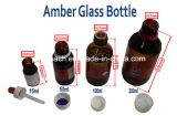 Automatische het Afdekken van het Flessenvullen van E Vloeibare Kleine Machine