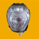 Indicatore luminoso capo del motociclo, faro, lampada capa