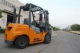 Carrello elevatore del diesel dell'attrezzatura di movimentazione 3ton dei blocchi