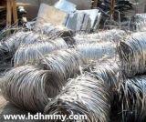 Sucata de alumínio 6.063 e desperdícios de fios de alumínio 99,7%