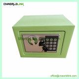 Elektronisches Verschluss-Stahlkennwort oder Schlüsselminibüro-Safe-Kasten
